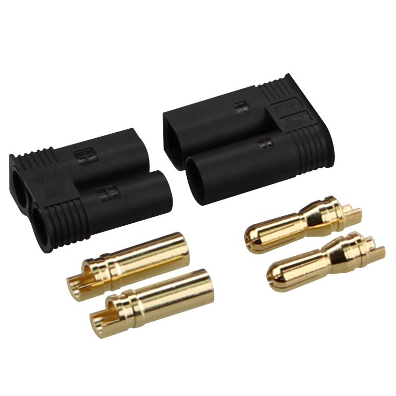 EC5插头 香蕉插头 航模插头 F/M公母插头 大电流45A电池插头